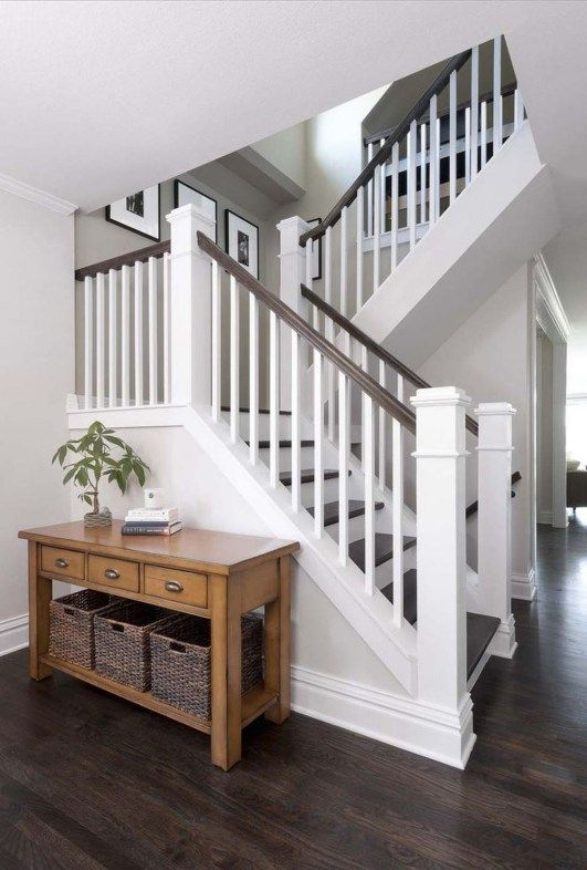 41 Perfect Traditional Stairs To Inspire Yourself - decoomo_com